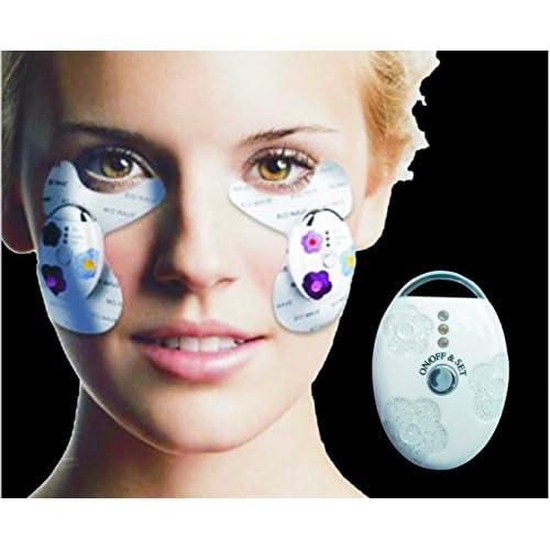 elitzia anti-rides soins de levage Biologic Micro électricité Eye Patch
