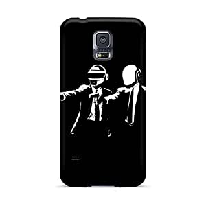 Samsung Galaxy S5 QXe15584Inml Provide Private Custom Colorful Daft Punk Pulpfiction Series Perfect Hard Cell-phone Cases -AshtonWells