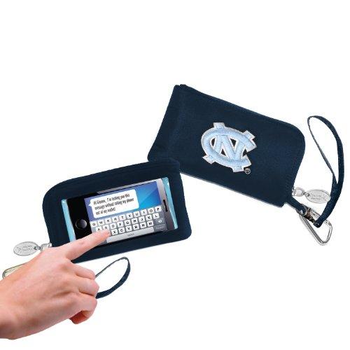 Charm14 NCAA North Carolina Tar Heels Cell Phone Wallet