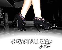 Custom Made SWAROVSKI CRYSTALLIZED High Heels