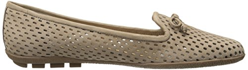 On Casey 353291 Taupe Slip Women's Loafer VANELi Nubuck 5aqITT