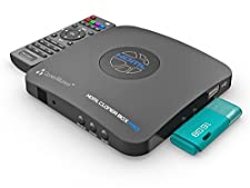 HDML-Cloner Box Pro, capture any HD video, game and play back instantly with the remote control, schedule recording, HDMI/VGA/AV/YPbPr input.