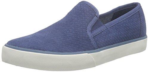 Dame Rammer O'polo Sneaker Sneakers Blå (denim 870) pMyCRlZl
