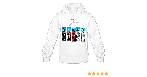 Caili Mens Fifth Harmony 7//27 Album Logo Hoodies Sweatshirts