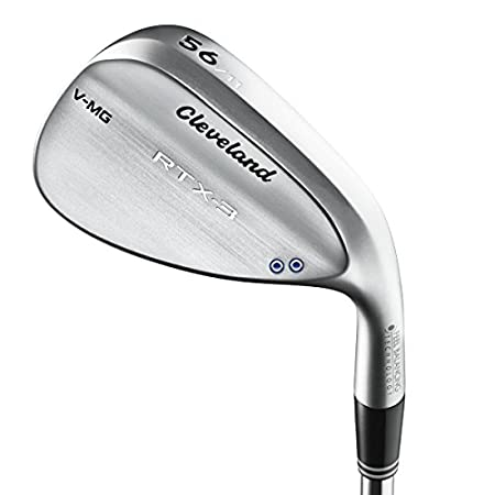 Cleveland Golf RTX-3 Tour Satin Wedge de Golf, Hombre, Gris ...