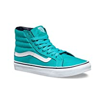 Vans SK8-Hi Slim mens skateboarding-shoes VN-018IJPR