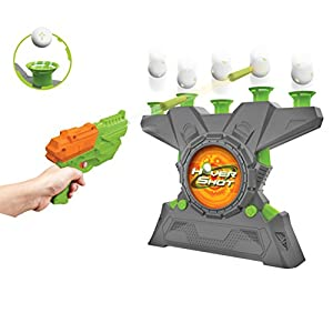 BEST No.1 AIR POWERED BLASTER SHOT SHOTGUN FOR KIDS & TODDLER