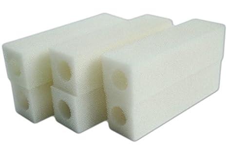 Sin marca Esponja de filtro de cartucho compatible ajusta Eheim 2012 Pickup Filter 2617120: Amazon.es: Hogar