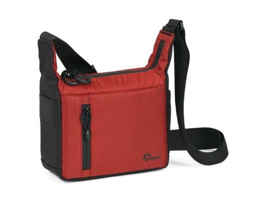 - Lowepro LP36361-PWW  StreamLine 100 Camera Bag (Black/Red)