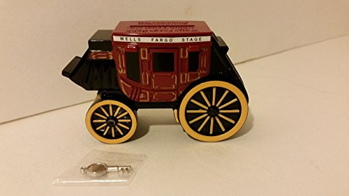 collectible-wells-fargo-union-trust-cast-iron-stagecoach-still-bank-and-key