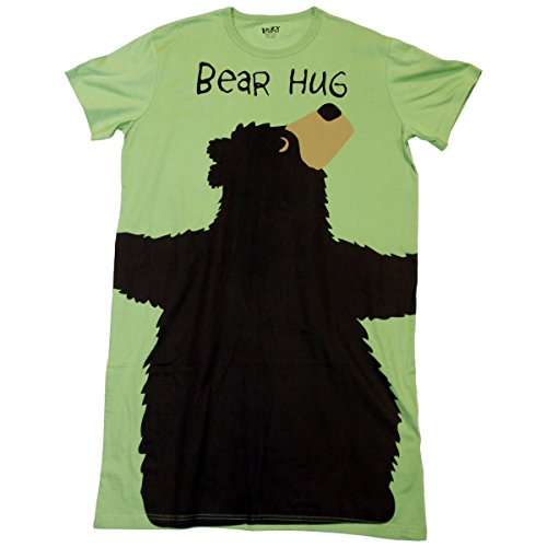 Lazy One Bear Hug Nightshirt