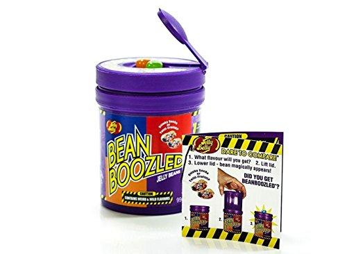 Beanboozled Mystery Jelly Belly Bean Dispenser 3.5oz Can - A