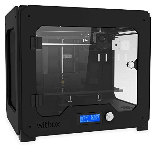 BQ WitBox - Impresora 3D, Color Negro: Amazon.es: Informática