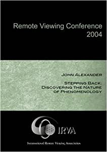 John Alexander - Stepping Back: Discovering the Nature of Phenomenology (IRVA 2004)