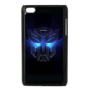 iPod Touch 4 Phone Case Black Autobots transformers TYTH3792489