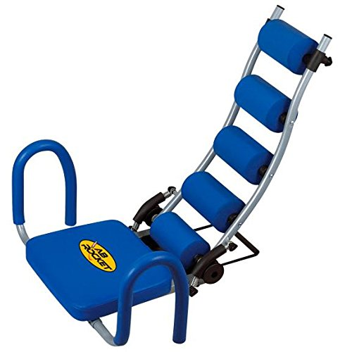 AB Rocket Exercise Machine Blue for sale  Delivered anywhere in USA