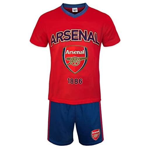 Arsenal FC Official Men's Soccer Kit