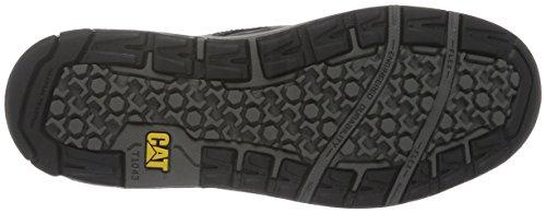 Colfax Noir Caterpillar Homme black Mid Hautes Sneakers XrndFr