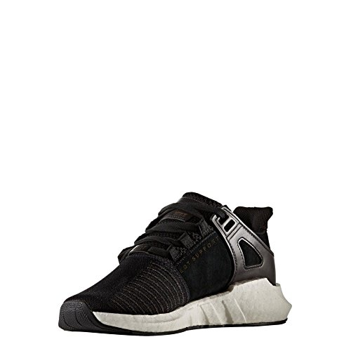 Adidas Originalals Heren Eqt Support 9317 Sneakers Zwart Uk8.5 Zwart