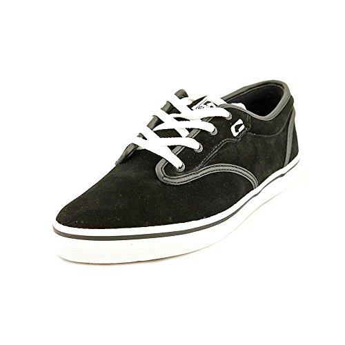 Galleon Motley Globe Men's Motley Galleon Skate Schuhe,schwarz Weiß FA12,12D US 115ec6