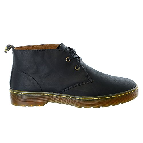 Dr. Martens Men's Cabrillo Chukka Boot, Black, 8 Uk9 M Us
