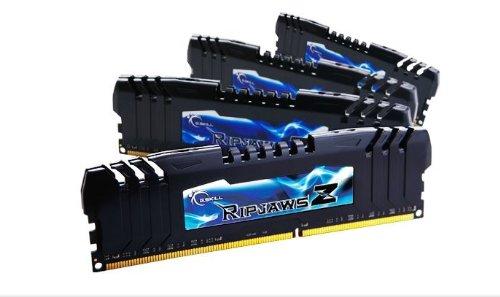 G.SKILL Ripjaws Z Series 16GB (4 x 4GB) 240-Pin DDR3 SDRAM DDR3 2133 (PC3 17000) Desktop Memory Model F3-2133C9Q-16GZH ()