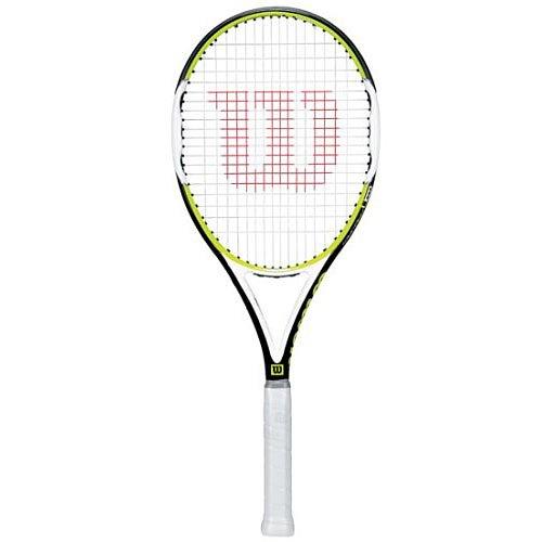 available best service wholesale sales Wilson nCode Npro Open Tennis Racquet - T7751 Grip Size: 4 1 ...