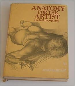 Anatomy for the Artist: Jeno Barcsay: 9780706402438: Amazon.com: Books