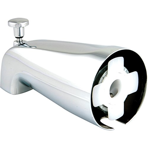 ITEM#425170 Aspen Chrome Diverter Tub Spout For 5/8 Compression Fitting