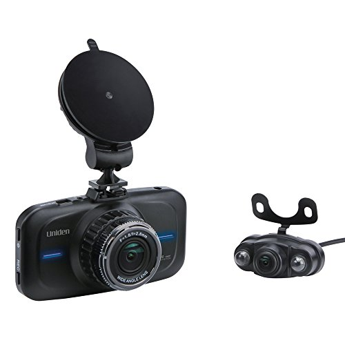 uniden dc12 1080p front and rear full hd dash cam best dashboard camera. Black Bedroom Furniture Sets. Home Design Ideas