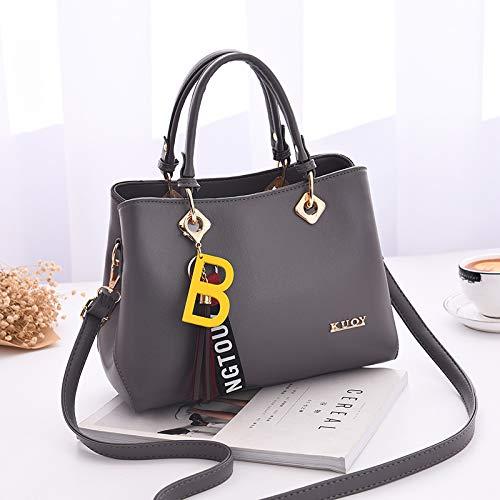 Borsa Xmy rossa Women For stile grande a rosa tracolla Bag elegante qtptPnrg4w