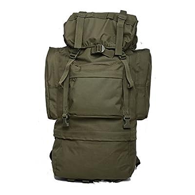 Bailianfang Since 1998 randonnées sac âne amis professionnels de grande capacité nécessaires 65l les épaule sac sac de tissu de nylon imperméable