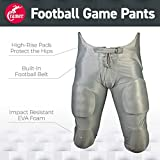 Cramer Football Game Pants, 7 Pads with