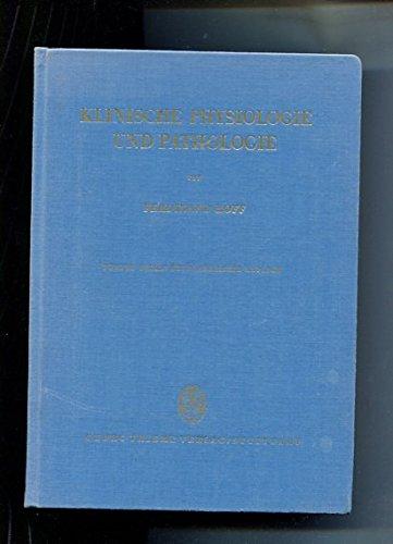 Klinische Physiologie und Pathologie