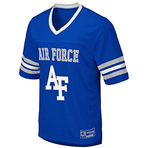 Colosseum Mens Air Force Falcons Football Jersey - M ()