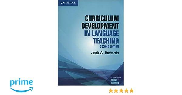 Ebook Curriculum Development In Language Teaching