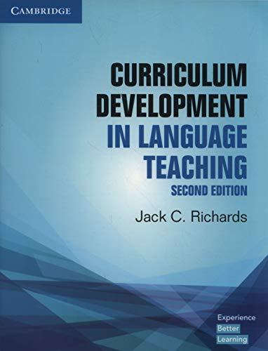 (Curriculum Development in Language Teaching )