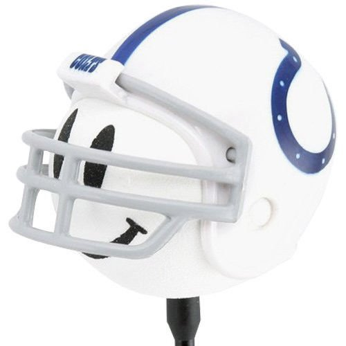 INDIANAPOLIS COLTS HELMET ANTENNA TOPPER TEAM LOGO NFL FOOTBALL NEW