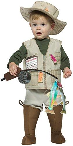 Rasta Imposta Future Fisherman Costume,Brown/Green,18-24 Months]()