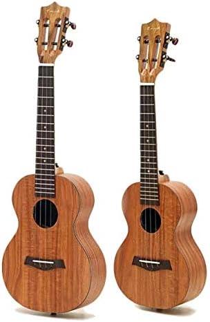 ギター クラシックヘッドカーボンファイバースティックハワイアカシア興亜1PCS 23/26インチハワイギターでコンサートテナーウクレレ興亜 初心者 入門 (Color : As shown, Size : 23inch)