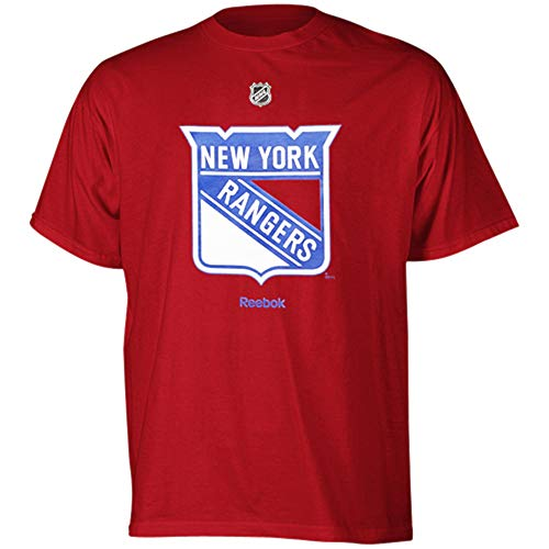 ers Red Primary Logo T-Shirt Small ()