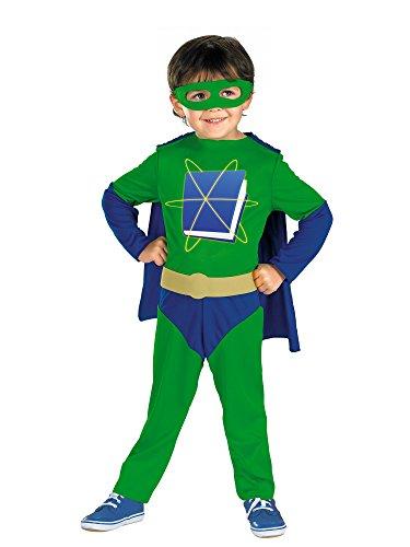 Super Why Childrens Superhero Halloween Costume