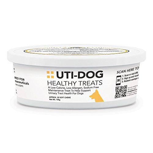 Animal Pharmaceuticals 30 Count UTI-Dog Healthy Treats by Animal Pharmaceuticals (Image #1)
