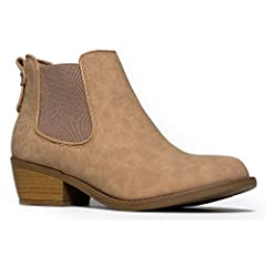 Ankle boots no heel - Boots - Casual Women's Shoes