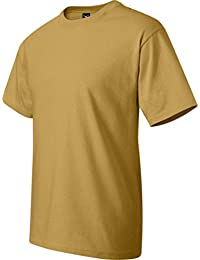 Hanes Adult Beefy-T (Graphite) (XL)
