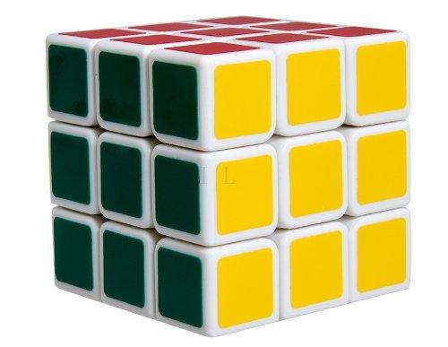 Etou Shengshou 7103A-34 56mm 3x3x3 Aurora Brain Teaser Track Magic Cube