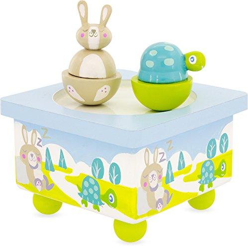Ulysses 3909 Rabbit Music Box