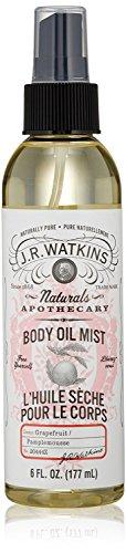J.R. Watkins Lavender Body Mist 6 Oz. Two Pack