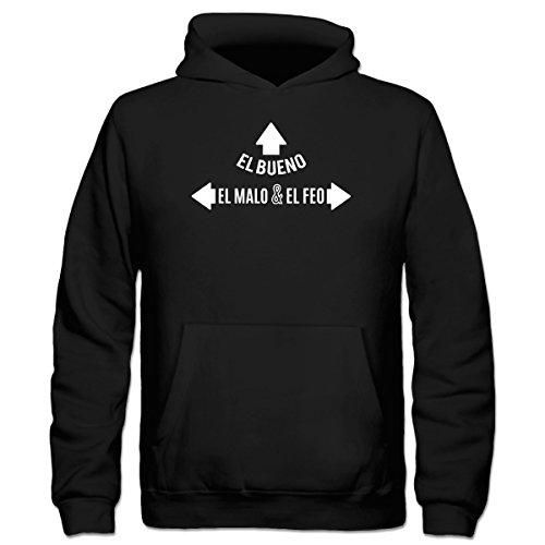 shirtcity-el-bueno-el-malo-y-el-feo-kids-hoodie-116-black