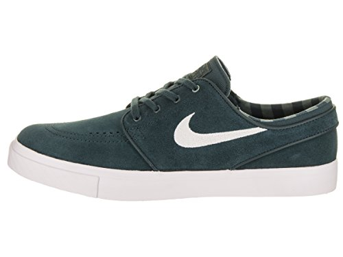 NIKE Men's Zoom Stefan Janoski Deep Jungle/White Clay Green Skate Shoe 9 Men US for sale cheap real outlet big sale cheap sale popular largest supplier cheap online VroXRsXfo2